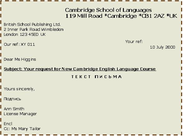 приказ об отпуске на английском языке